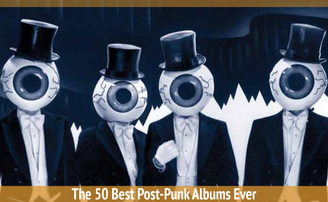 Eskimo Named #14 of 50 Best Post-Punk Albums